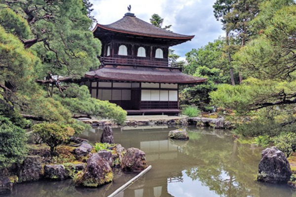 1 day trip in Eastern Kyoto, popular areas