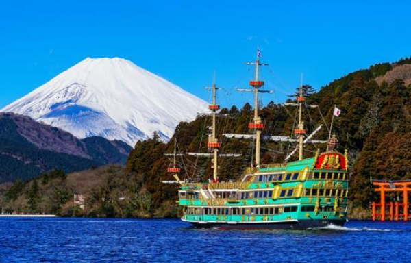 Hakone day trip itinerary from Tokyo