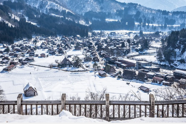 7 Must-visit spots in Shirakawa-go Village