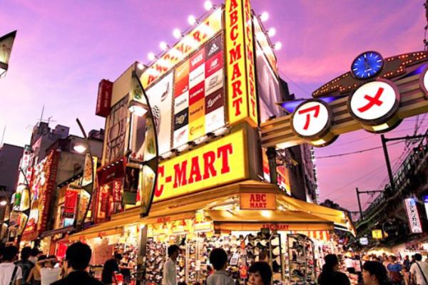 10 tourist attractions in Japan Metropolitan Tokyo